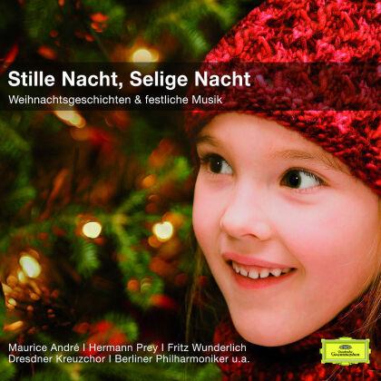 Andre, Prey, Wunderlich, Dkch, Bp, … - Stille Nacht-Selige Nacht/Lieder+Geschichten