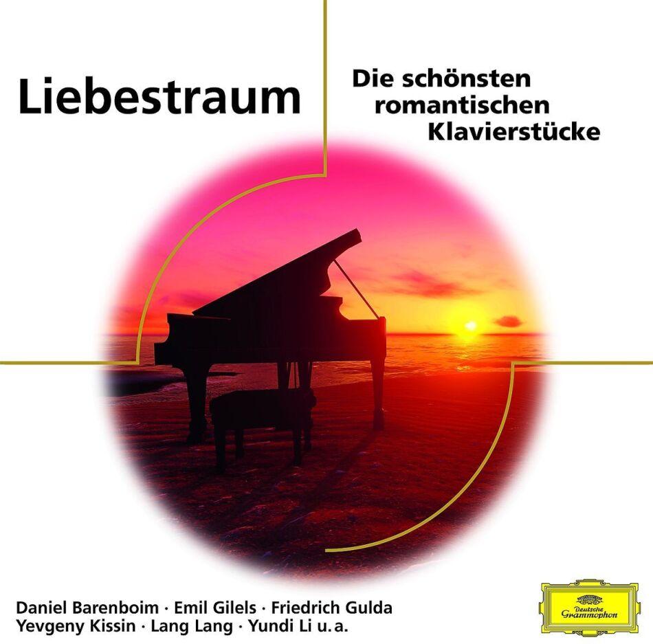 Gulda, Kissin, Lang Lang, Yundi Li, Pires, … - Liebestraum- Die Schönsten Romantischen Klavierstücke