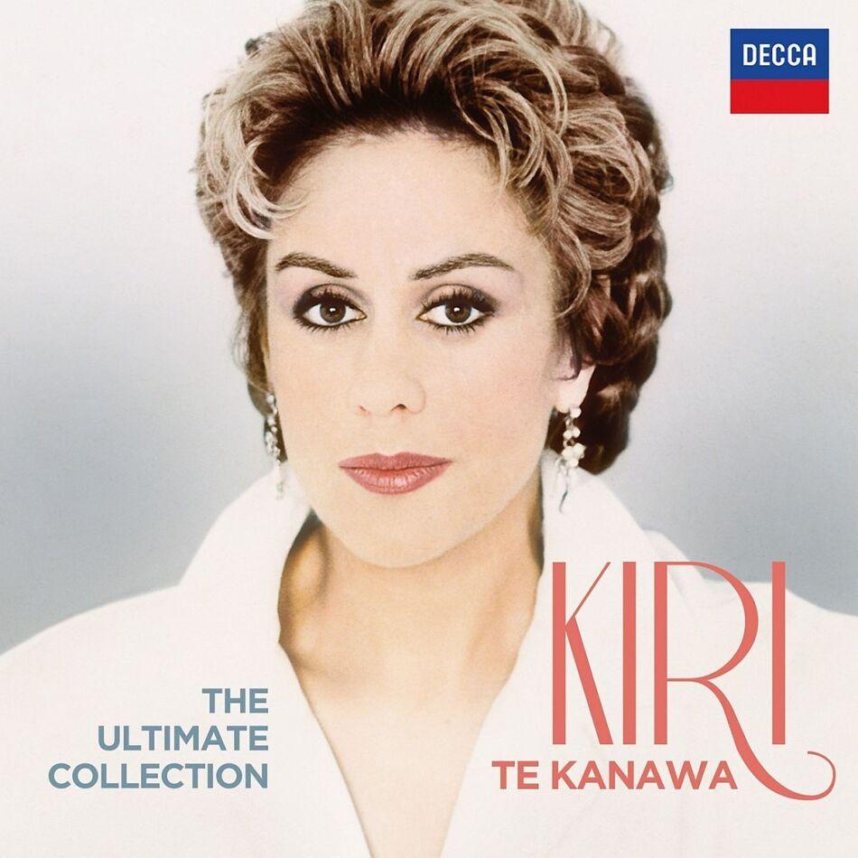 Dame Kiri Te Kanawa - Dame Kiri Te Kanawa The Ultimate Collection