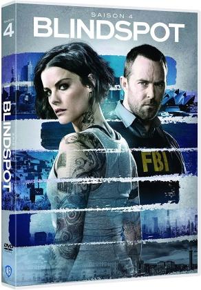Blindspot - Saison 4 (4 DVD)