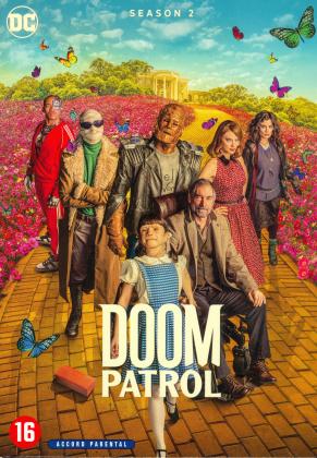 Doom Patrol - Saison 2 (3 DVDs)