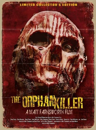The Orphan Killer (2011) (Cover A, Limited Edition, Mediabook, Uncut, Blu-ray + DVD)