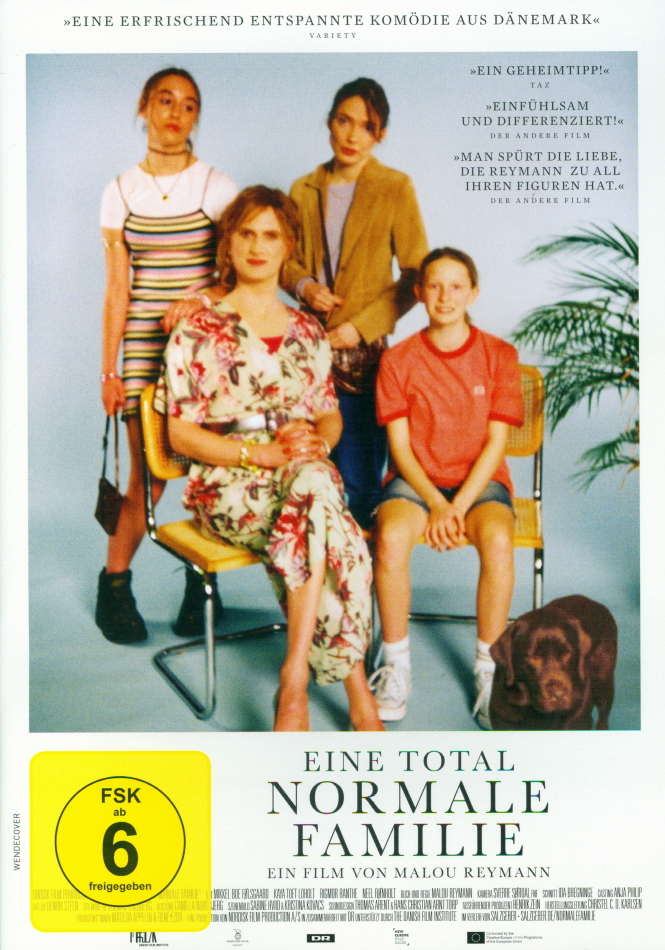 Eine total normale Familie (2020)