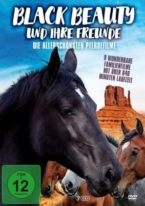 Black Beauty und ihre Freunde - Die allerschönsten Pferdefilme (3 DVDs)