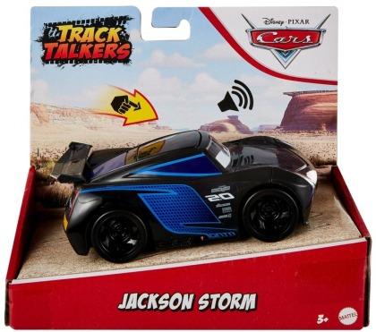 Disney Pixar Cars Track Talkers Jackson Storm