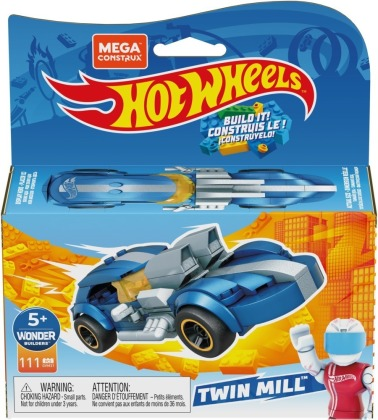 Mega Construx Hot Wheels Twinmill