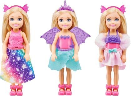 Barbie Dreamtopia Chelsea Meerjungfrau Puppe (blond)