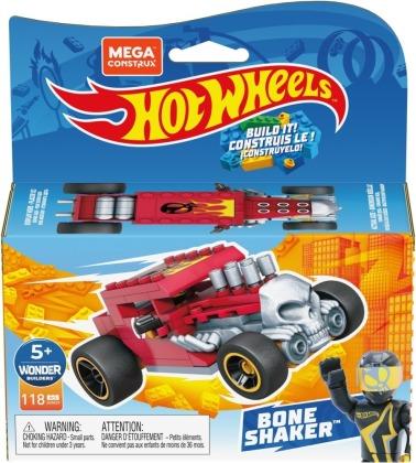 Mega Construx Hot Wheels Bone Shaker