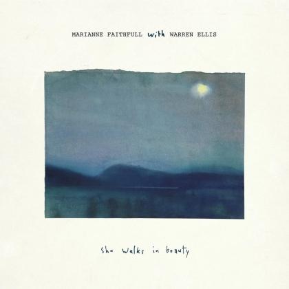 Marianne Faithfull feat. Warren Ellis - She Walks In Beauty (2 LPs)