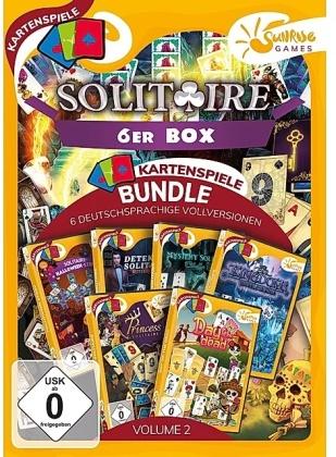 Solitaire 6-er Box Vol. 2
