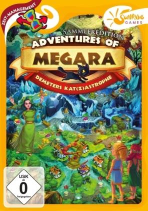 Adventures of Megara: Demeters Kat(z)astrophe