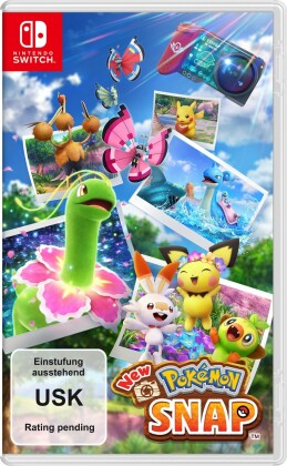 New Pokemon Snap (German Edition)