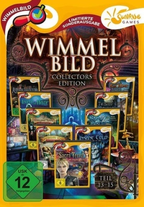 Wimmelbild Vol.13-15 (Édition Collector)