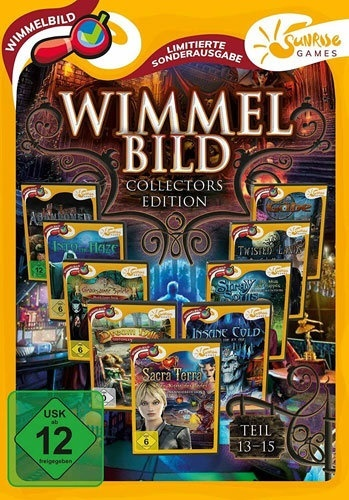 Wimmelbild Vol.13-15 (Collector's Edition)