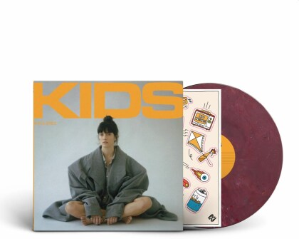 Noga Erez - Kids (Colored, LP)