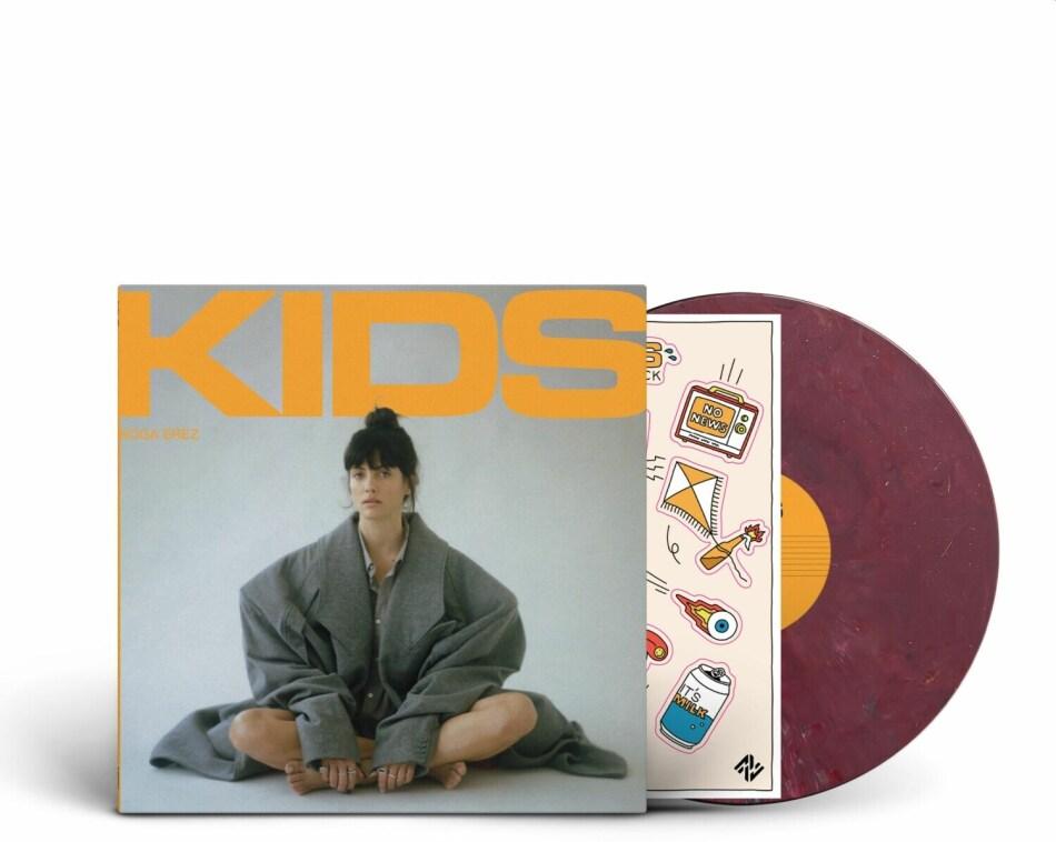 Noga Erez - Kids (Colored, LP)
