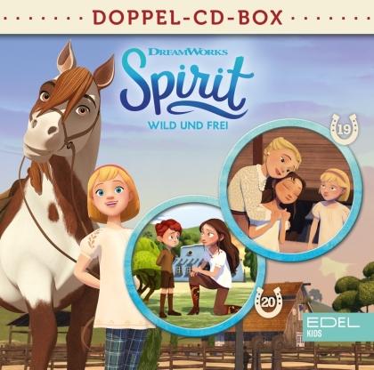 Spirit - Folge 19+20 HSP TV (2 CDs)
