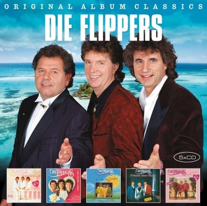 Die Flippers - Original Album Classics Vol. I (5 CDs)