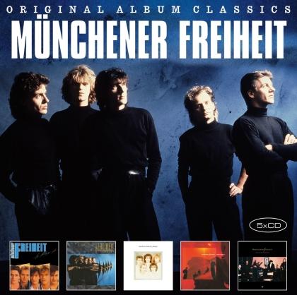 Münchener Freiheit - Original Album Classics Vol. I (5 CDs)