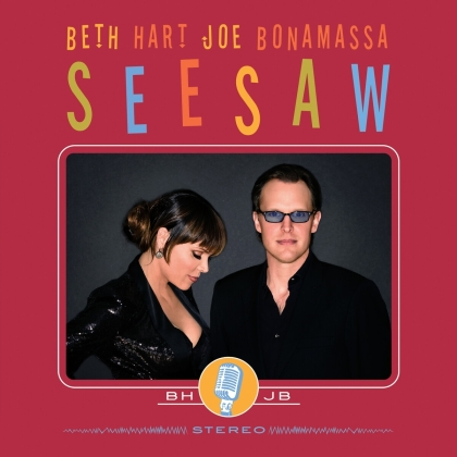 Beth Hart & Joe Bonamassa - Seesaw (2021 Reissue, Provogue)