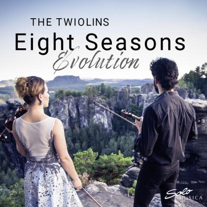 The Twiolins, Astor Piazzolla (1921-1992) & Antonio Vivaldi (1678-1741) - Eight Seasons - Evolution
