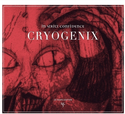 In Strict Confidence - Cryogenix (2021 Reissue, 25th Anniversary Edition)