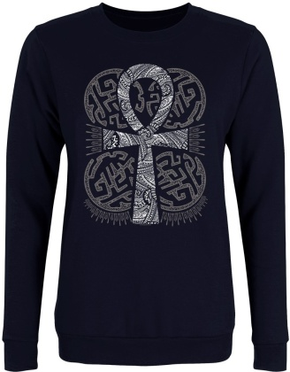 Unorthodox Collective: Ankh - Ladies Sweatshirt