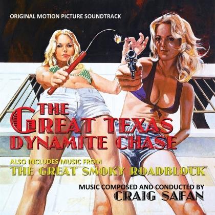 Craig Safan - Great Texas Dynamite Chase - OST