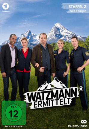 Watzmann ermittelt - Staffel 2 (2 DVDs)
