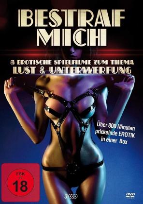 Bestraf mich! - 8 erotische Spielfilme zum Thema Lust & Unterwerfung (3 DVDs)