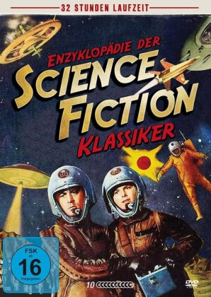 Enzyklopädie der Science Fiction Klassiker (10 DVDs)
