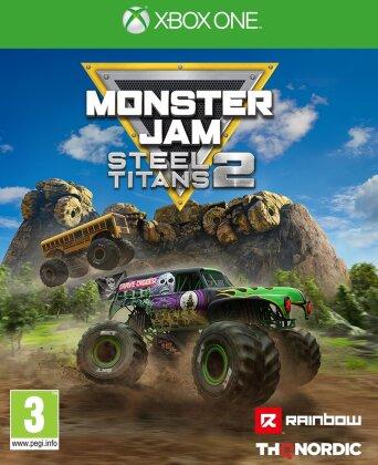 Monster Jam Steel Titans 2 [XONE/XSX]