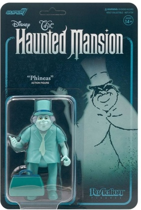 Haunted Mansion Reaction Wave 1 - Traveling Ghost