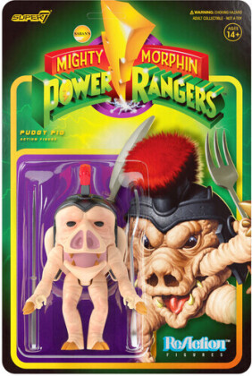Mighty Morphin' Power Rangers Wave 1 - Pudgy Pig