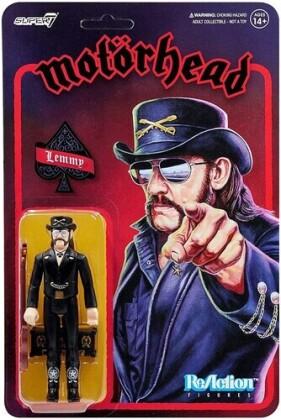 Motorhead Reaction Figure - Lemmy Modern Cowboy