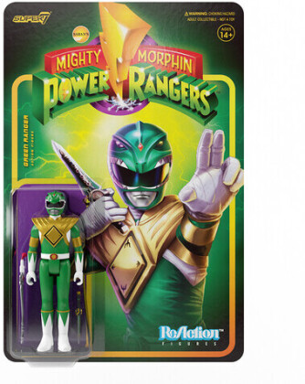 Mighty Morphin' Power Rangers Wave 1 Green Ranger