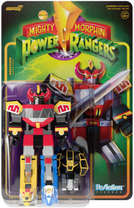 Mighty Morphin' Power Rangers Wave 1 - Megazord