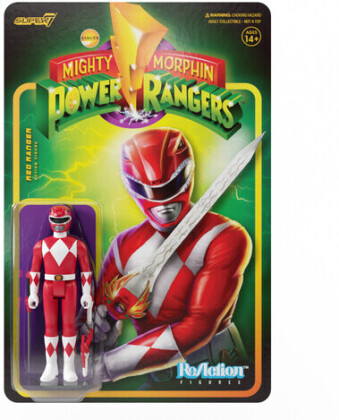 Mighty Morphin' Power Rangers Wave 1 - Red Ranger