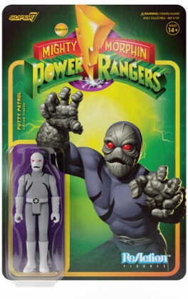 Mighty Morphin' Power Rangers W1 - Putty Patroller