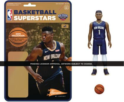 Nba Reaction Figure - Zion Williamson (Pelicans)