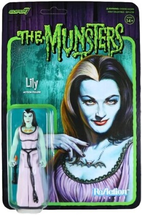 Munsters Reaction Wave 1 - Lily
