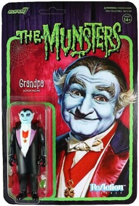 Munsters Reaction Wave 1 - Grandpa
