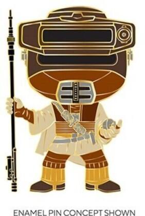 Funko Pop! Pins - Boushh Leia