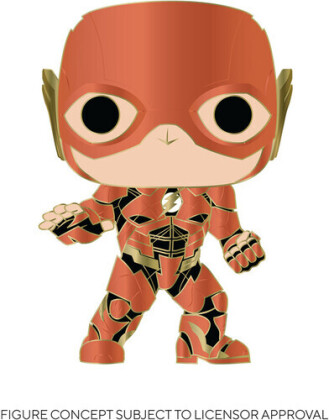 Funko Pop! Pins - The Flash (Transluscent)