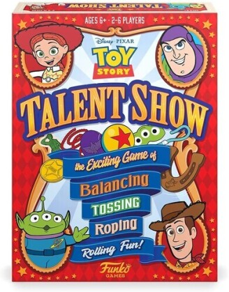 Funko Signature Games: - Disney Toy Story Talent Show
