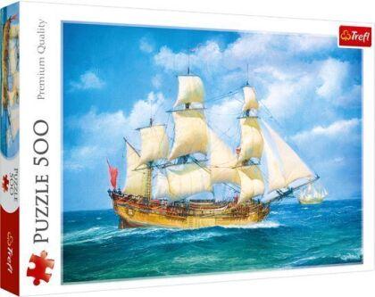 Seereise - 500 Teile Puzzle