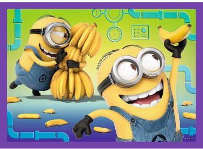 Minions - 500 Teile Puzzle