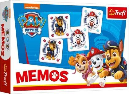 Paw Patrol: Memos