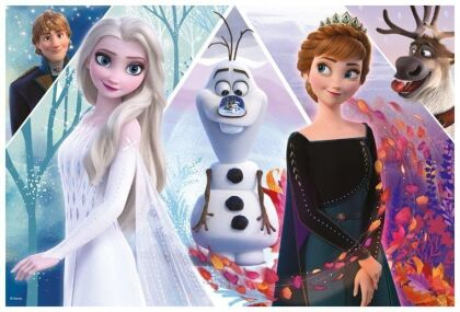 Disney Frozen - Kinderpuzzle