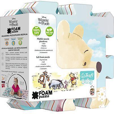 Winnie the Pooh - 8 Teile Bodenpuzzle
